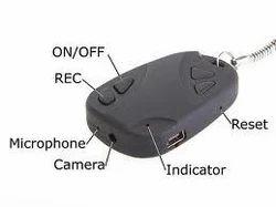 Spy Keychain Cameras