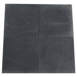 Machine Cut Black Limestone