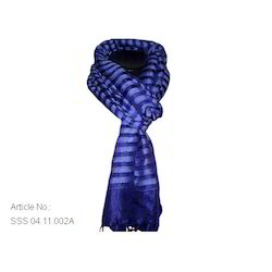 Yarn Dyed Stoles and Scarves