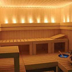 Sauna Interiors Design