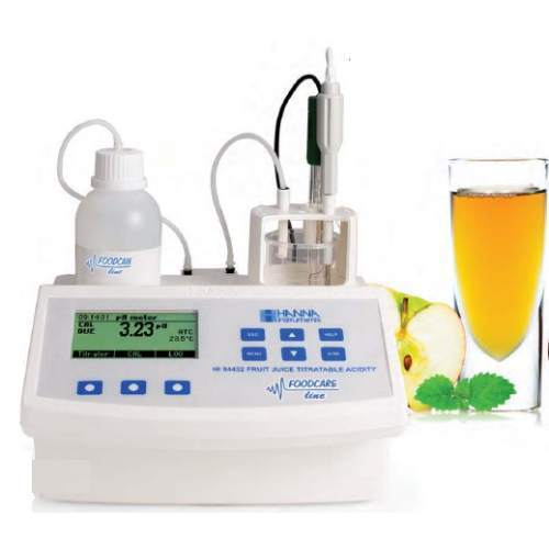 acid base titration using a ph meter In an acid-base titration, the important information to obtain is the equivalence point if there are a given number of moles of acid in the titration flask, the equivalence point is reached when that same number of moles of base have been added from the buret.