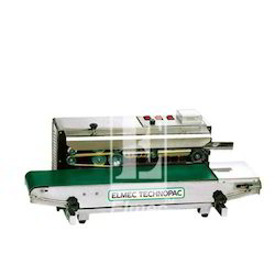 Horizontal Continuous Table Top Band Sealer