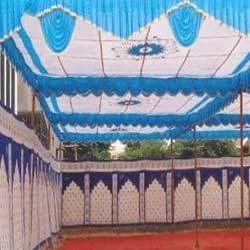 Wedding Tent  sc 1 st  IndiaMART & Wedding Tent Tents Tarpaulins u0026 Pe Covers | G.K.K Tent House in ...