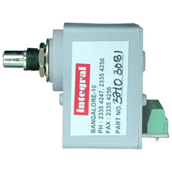 Cam Operated Switches