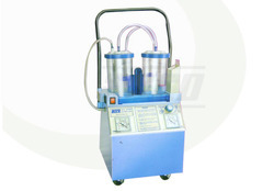 Dual Power Series Suction Unit
