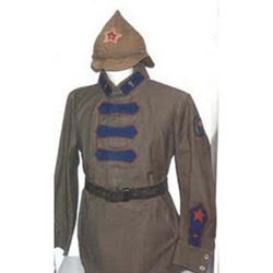 Door Keepers Uniform