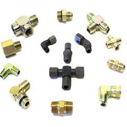 Brass Crimp Fittings