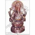 Brass Kamal Ganesh