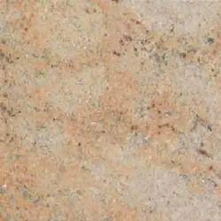Polished Ivory Pink Granite Slab, Thickness: 20-25 mm