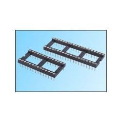 Round Pin IC Socket  (Machine Base )