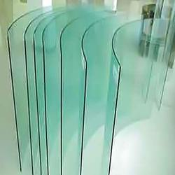 Clear Bend Glass