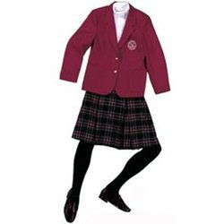 School Girl Uniform