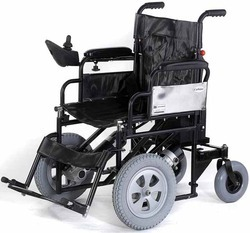 Front Wheel Drive Wheelchair Powered