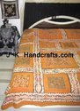 Designer Applique Work Bedspreads