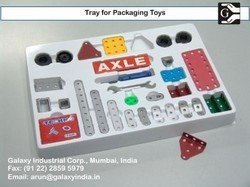 Toys Packing Tray
