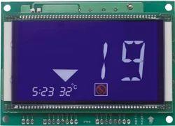 Mattex Segment LCD Display