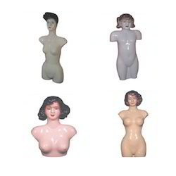 Plastic HIPS Body Hangers (Lady Face)