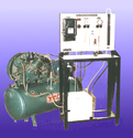 Stage Air Compressor Test Rig