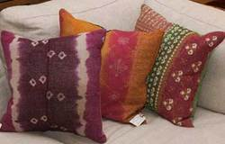 Kantha Quilt Pillow Covers