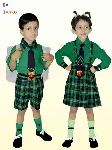 School Uniform Designs For Preschool