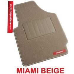 Miami Beige Foot Mats