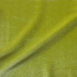 Polyester Bright Lycra Velour Fabric