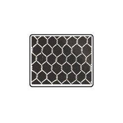 SS304 & Fine SS Hexagonal Wire Mesh