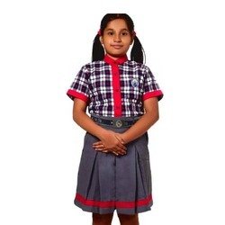 K V Summer Uniform for Girls