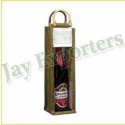 Transparent Wine Bags