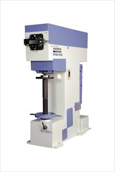 Calibration Of Optical Brinell Hardness Testing Machine