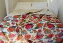 Designer Floral Kantha Quilts Bedspreads