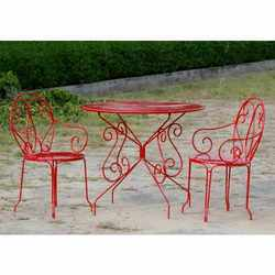 Garden Furniture Steel garden furniture - mild steel garden furniture exporter from moradabad