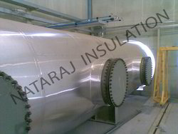 Insulation Aluminum Cladding Service