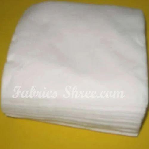 Shree Fabrics Non Woven Paper Napkins, 30gsm