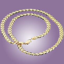 925 Sterling Silver Mens Chains