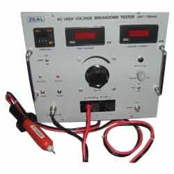 High Voltage AC & DC Insulation Tester