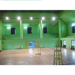 Indoor Badminton Courts Flooring