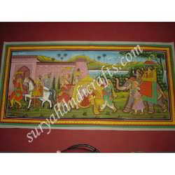Indian Wedding Painting