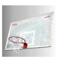 Basketball Board Acrylic Transparent without Ring