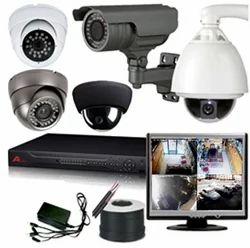 CCTV Cameras with DVR System