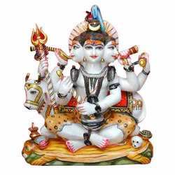 Marble Lord Shiva Statues