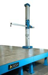 3-D Layout Marking And Measuring Machine