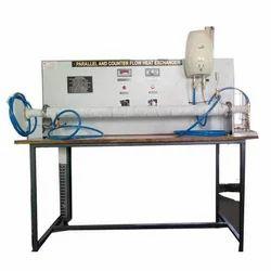 Parallel & Counter Flow Heat Exchanger