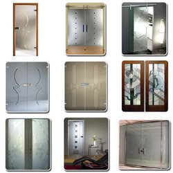 Glass Doors Suppliers Manufacturers Amp Dealers In Pune