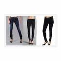 Girls Skin Tight Jeans