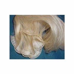 Blonde Hair Hand Weft