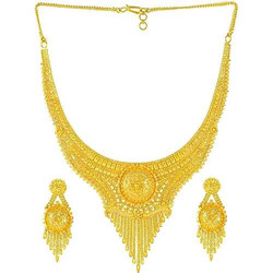 Traditional Soni Jewellers Gold Sets