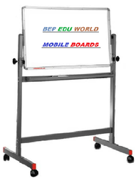 Mobile Board With Revolving Stand