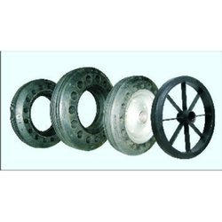 Wheel Barrow Solid Tyre