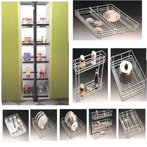 Modular Kitchen Accessories Price